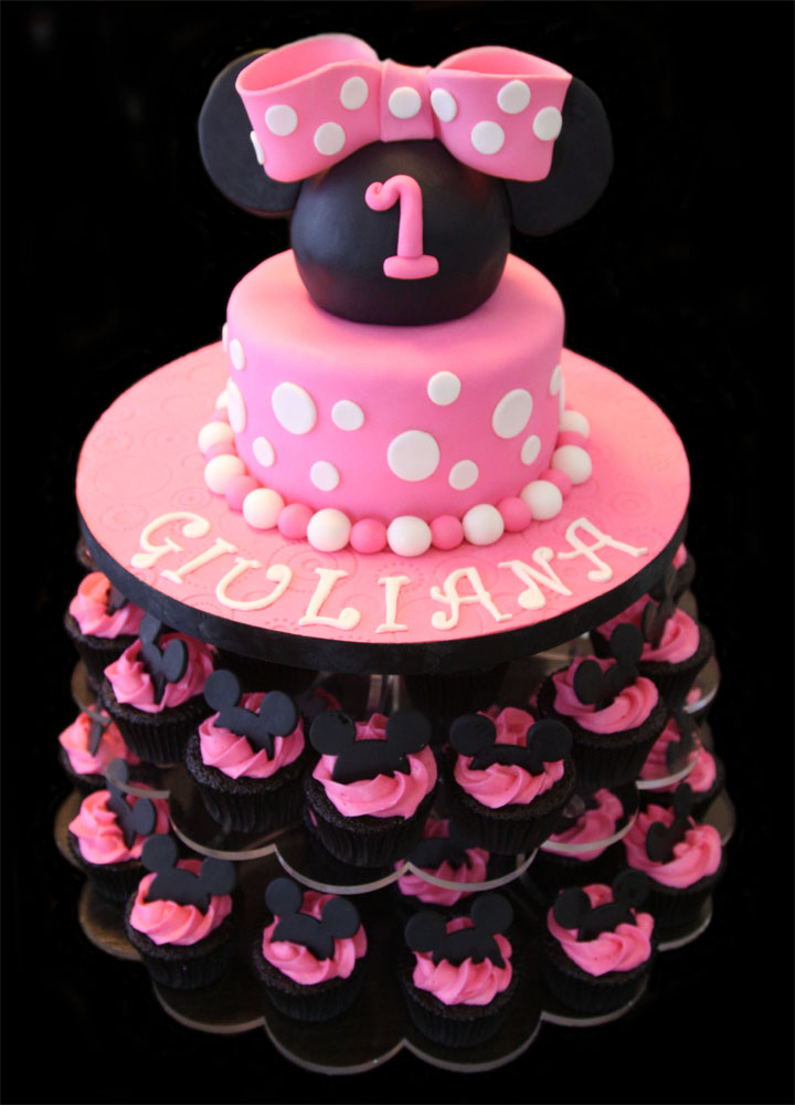 Sugarbabies Mickey Minnie Mouse Birthday Cake Gallery
