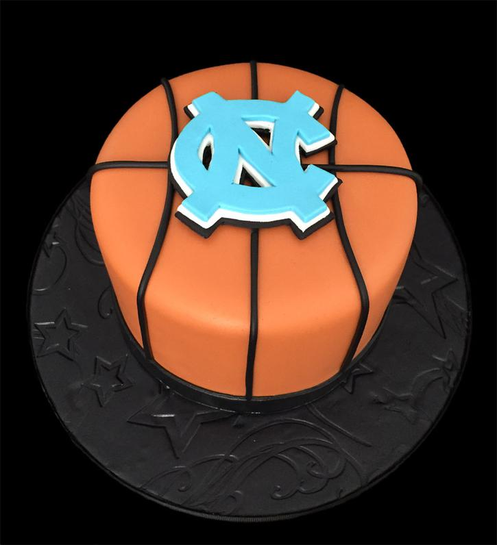 Basketball Sports Team Cake