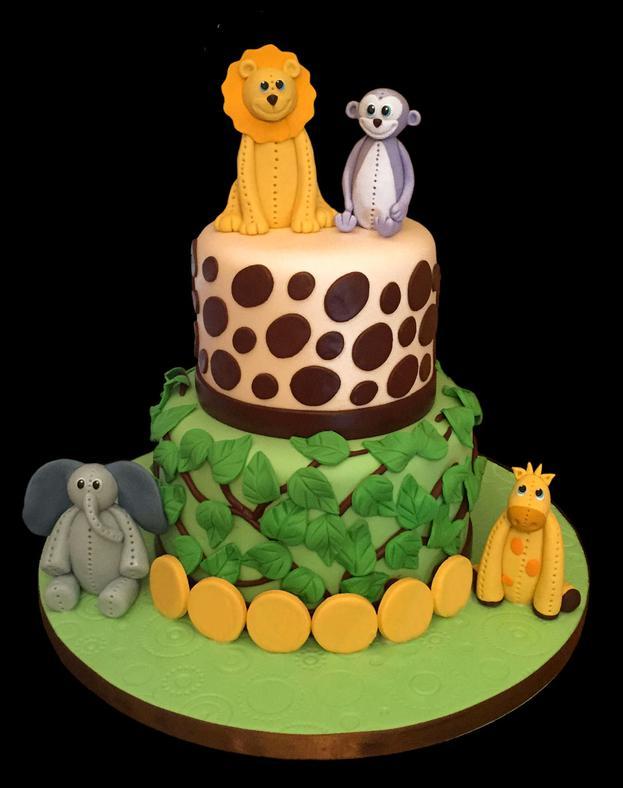 Sugarbabies Custom Baby Shower Cake Gallery Pictures