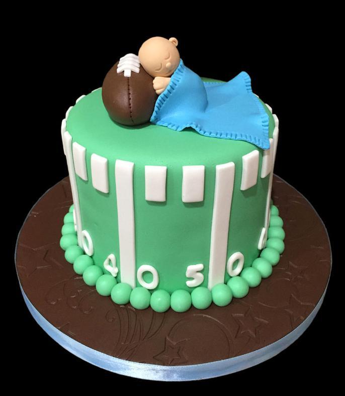 SugarBabies Custom Baby Shower Cake Gallery