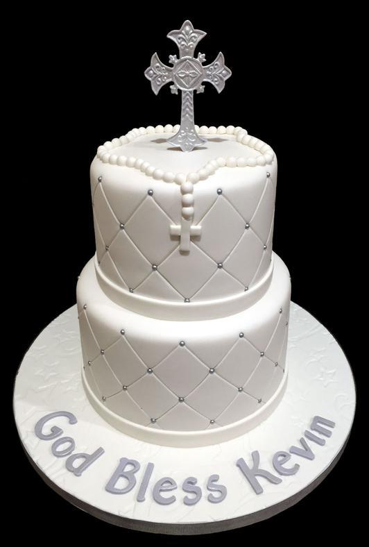Sugarbabies Custom Christening Cake Gallery Sugarbabies