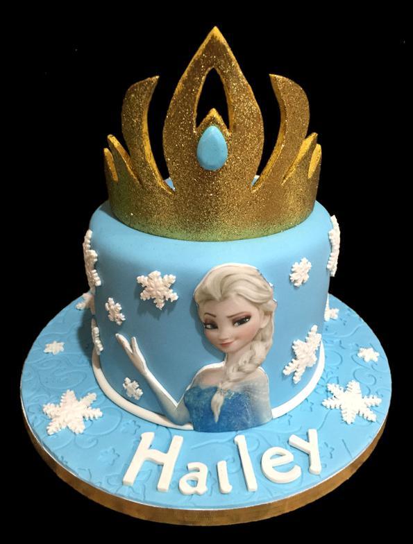 Custom Birthday Cake In Ft Lauderdale