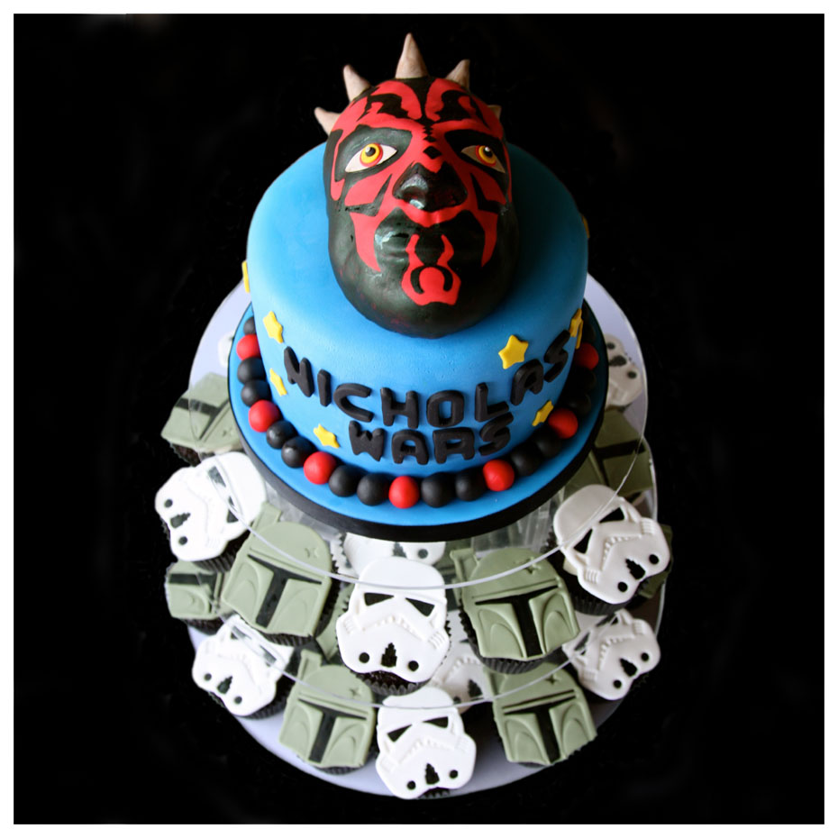 Star Wars Cake Pops London